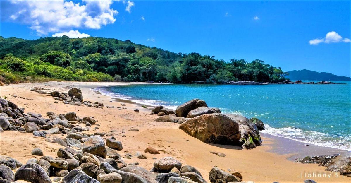 Praia Triste Bombinhas