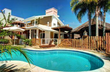 Excelentes opciones de Casas para alquilar en Bombinhas