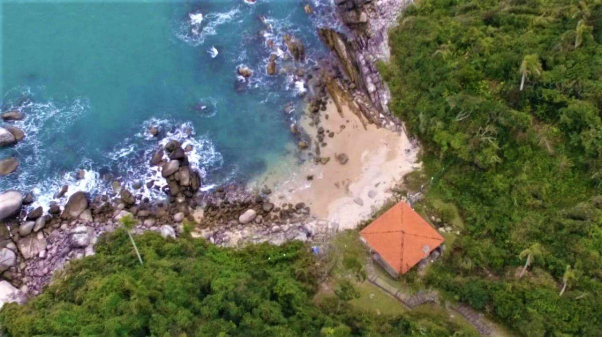Praia do caeté em Bombinhas (2)